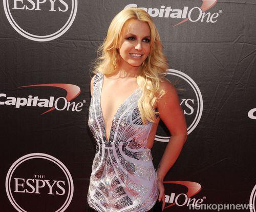 Бритни Спирс похвасталась спортивными успехами