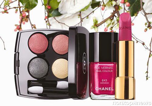 Шанель косметика новая коллекция