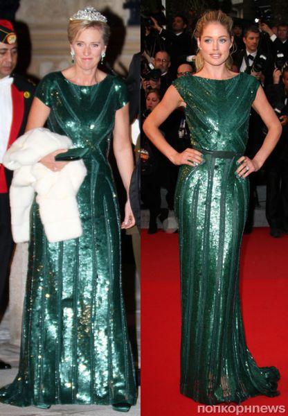 Fashion battle: принцесса Астрид и Даутцен Крез