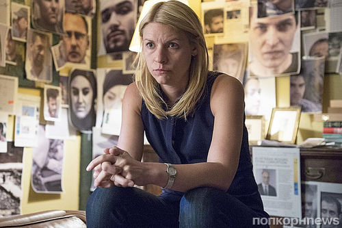 В 6 сезоне «Родины» покажут женщину-президента США