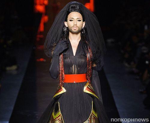 ������ ����� ����� ��������� Jean Paul Gaultier Couture. ����� / ���� 2014-2015