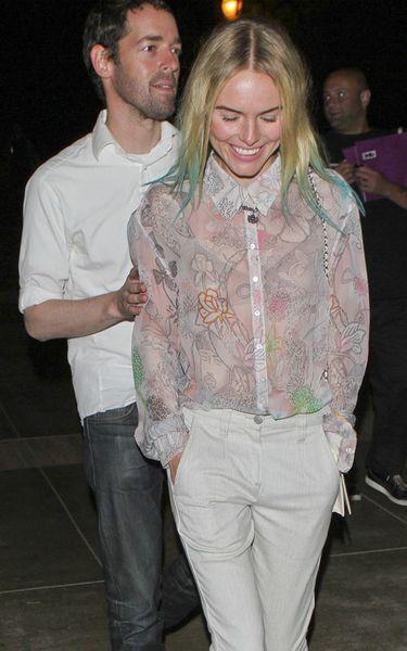 Кейт Босуорт и ее новый бофренд в Лос-Анджелесе