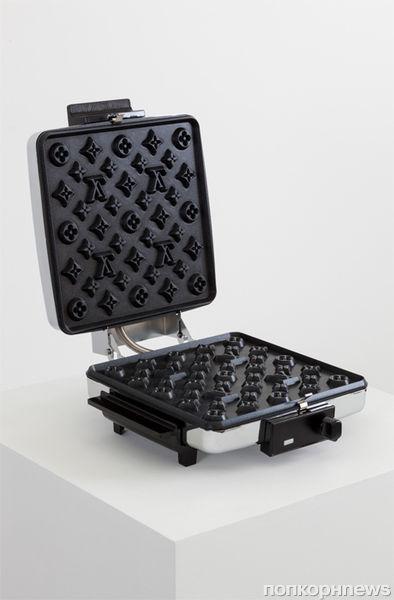 Завтрак для модниц от Louis Vuitton