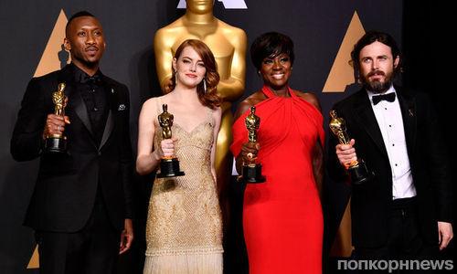 Эмма Стоун, Кейси Аффлек, Дэмьен Шазелл:  творческие планы лауреатов Оскара 2017