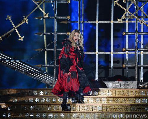 Бойфренд изменял Мадонне с ее тренером