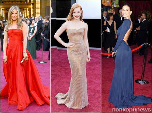 Красная дорожка «Оскар»: самые стильные наряды звезд прошлых лет