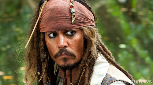 Джонни Деппа в «Пиратах Карибского моря» заменят женщиной