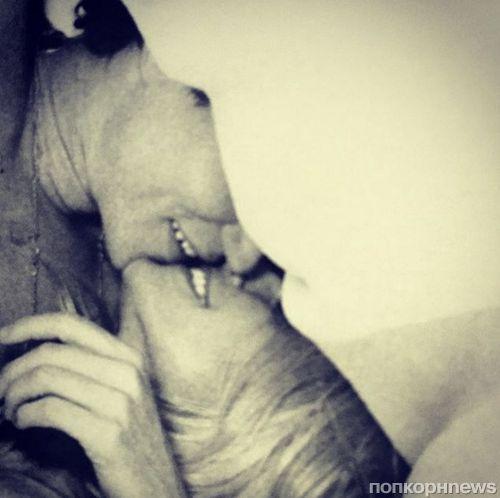 Хайди Клум призналась в любви своему бойфренду Вито Шнабелю