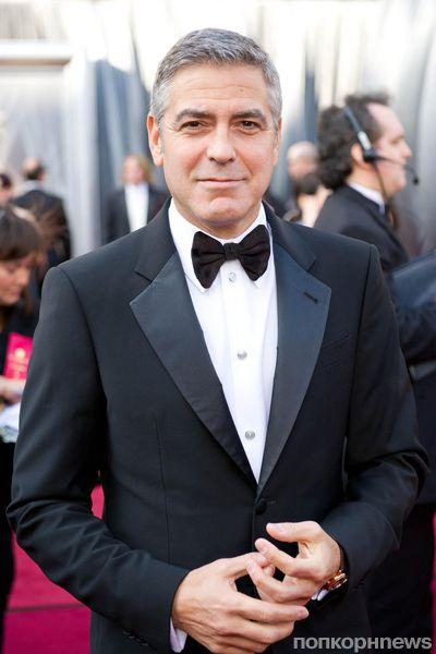 Джордж Клуни о своей сексуальной ориентации и слухах
