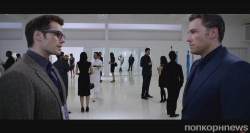 Джимми Киммел показал удаленные сцены из фильма «Бэтмен против Супермена: На заре справедливости»