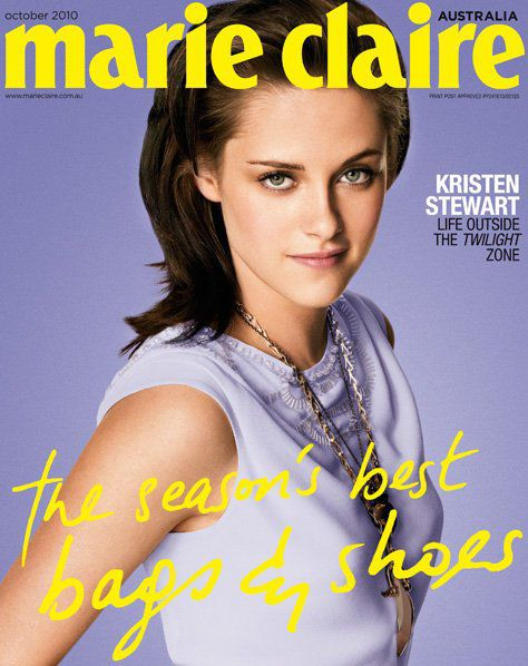 �������� ������� ������ � Marie Claire. ���������. ������� 2010