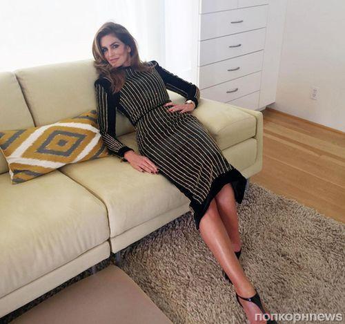 Синди Кроуфорд завидует молодым моделям