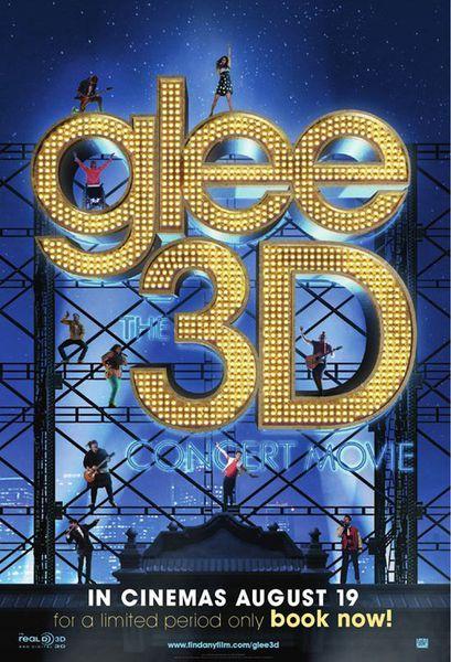 """Трейлер к фильму """"Glee Live! 3D!"""""""