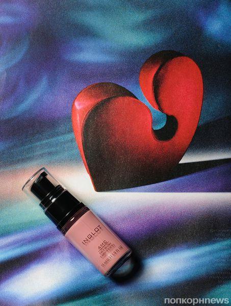 Секреты красоты: Кремовые румяна Inglot