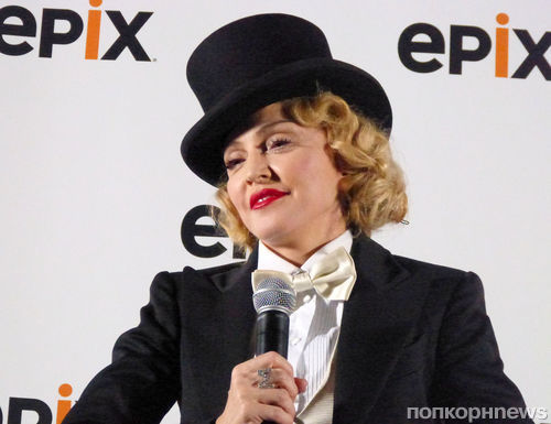 Мадонна - самая высокооплачиваемая певица 2013 года