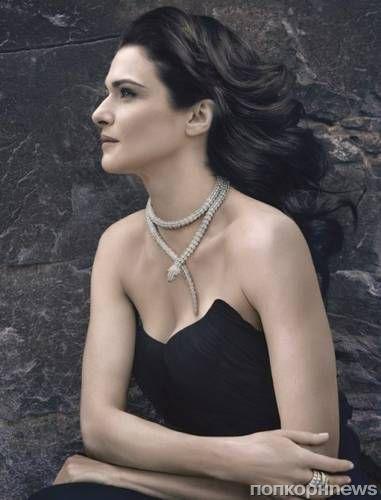 Первый взгляд на Рэйчел Вайс в рекламной кампании украшений Bvlgari