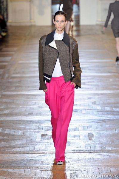 Модный показ Stella McCartney. Осень / зима 2012-2013