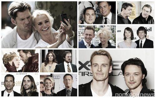 2014 год: 10 самых любопытных актерских дуэтов