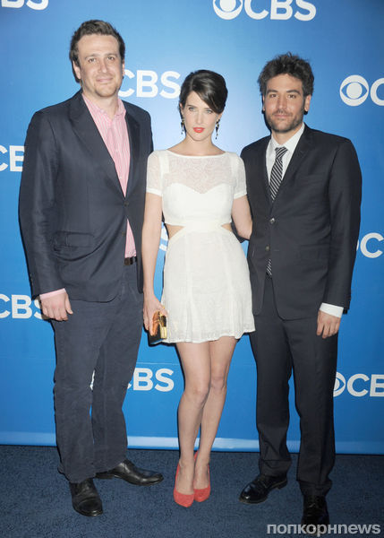 Звезды на мероприятии CBS Upfront 2012