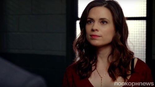 Звезда «Агент Картер» Хейли Этвелл в первом трейлере нового сериала Conviction