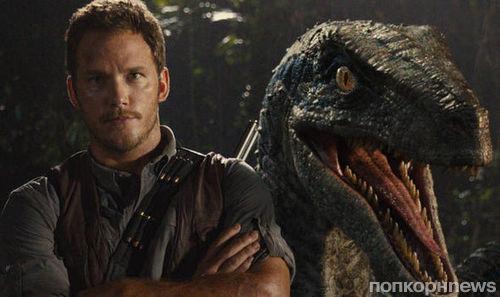 Крис Прэтт получит $100 млн за съемки в сиквелах «Мира Юрского периода»