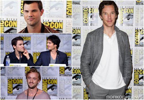 Фото репортаж: все звезды кино и сериалов на Comic Con 2016