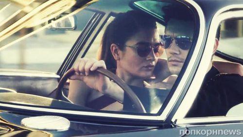 Рекламный ролик коллекции солнечных очков Gucci с Джеймсом Франко