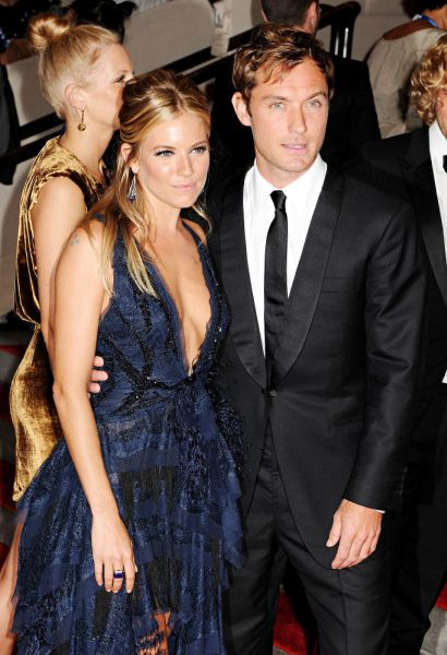 Джуд Лоу и Сиенна Миллер женятся?