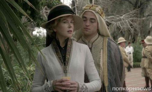 Видео: Роберт Паттинсон и Николь Кидман в трейлере «Королева пустыни»