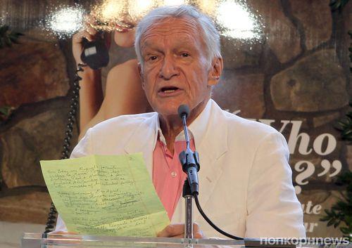 Хью Хефнер продает особняк Playboy за 200 миллионов долларов