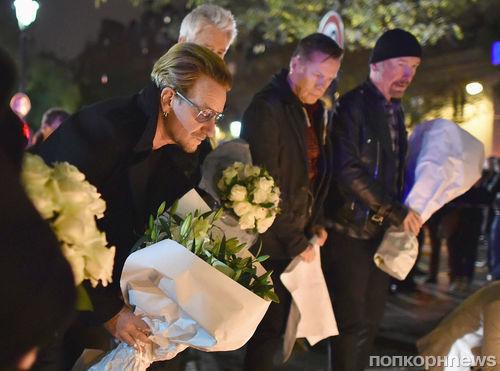 U2 � Foo Fighters �������� �������� � ������ ��-�� ��������