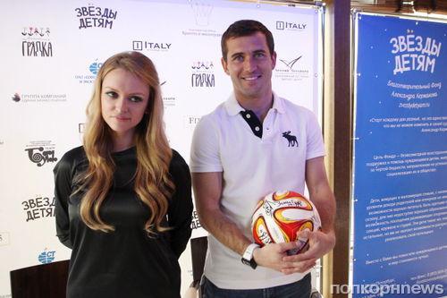 Футболист «Зенита» Александр Кержаков женился на 21-летней дочери сенатора