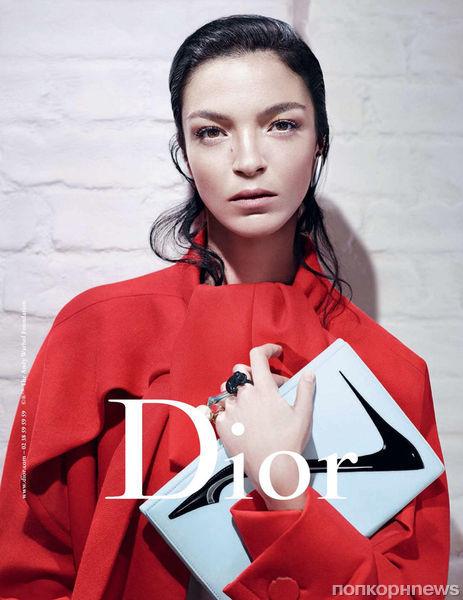 Рекламная кампания Dior. Осень / зима 2013-2014