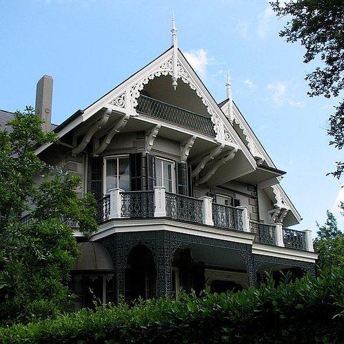Новый дом Сандры Буллок