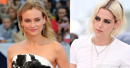 Кристен Стюарт и Диана Крюгер снимутся в драме о транссексуале