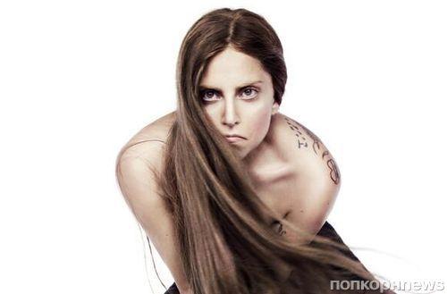 """Новое промо-фото альбома Lady GaGa """"ARTPOP"""""""
