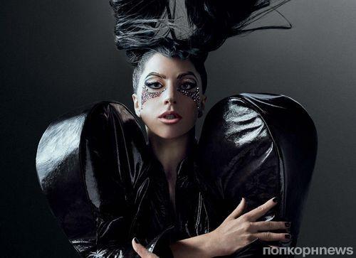 Леди Гага снялась в рекламе бренда часов Tudor