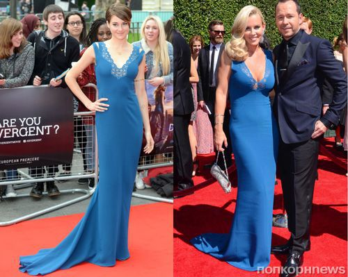 Fashion battle: Шейлин Вудли и Дженни МакКарти