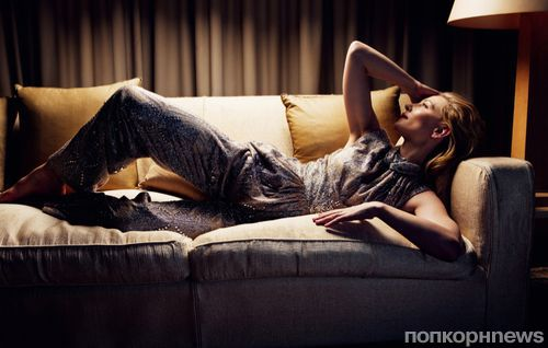 Кейт Бланшетт в журнале Io Donna. Сентябрь 2013