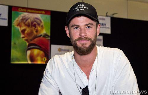Фото: Крис Хемсворт поучаствовал в Supanova Comic Con в Сиднее