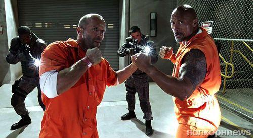 Universal собирается снять спин-офф «Форсажа» с Дуэйном Джонсоном и Джейсоном Стэтхэмом
