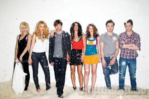 Актеры сериала