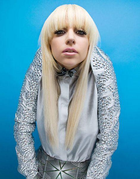 Lady Gaga в журнале Fabulous. Март 2009