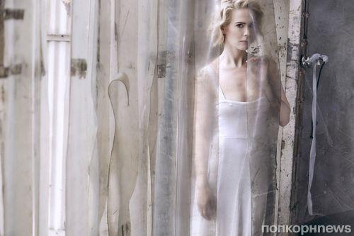 Звезда «Американской истории ужасов» Сара Полсон в фотосете для No Tofu Magazine