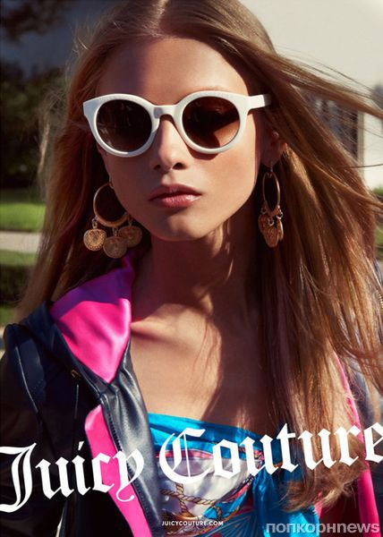 ����� ��������� � ��������� �������� Juicy Couture. ����� / ���� 2012