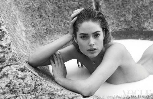 Даутцен Крез в журнале Vogue Нидерланды. Сентябрь 2013