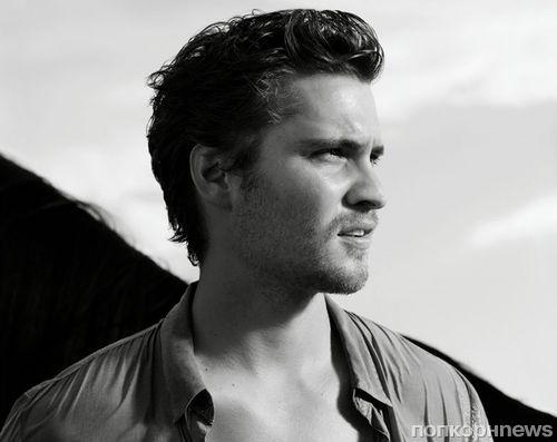 Люк Граймс стал «лицом» нового аромата Chanel