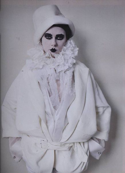 Скарлетт Йоханссон в журнале W. Июнь 2011