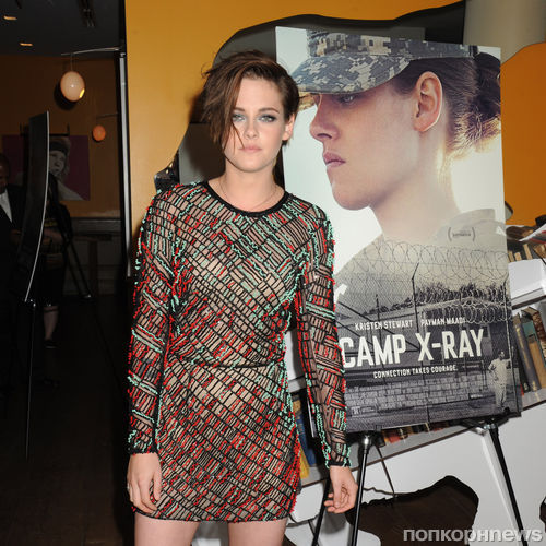 Премьера фильма «Лагерь «X-Ray» в Нью-Йорке