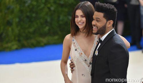 The Weeknd хочет детей от Селены Гомес